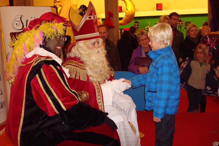 SinterKlaas en Leiden