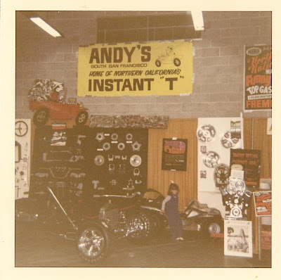 Andy's Roadsters home of the Instant T