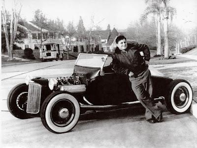 Ed Iskenderian Roadster