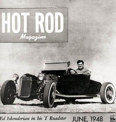 Isky Roadster Hot Rod Magazine