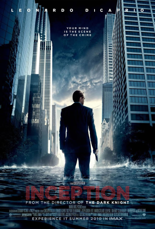 inceptionposter Inception   Posters e Trailer.