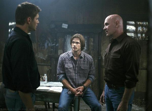 """spnS6 1 """"Supernatural"""", 6ª Temporada – Poster, Fotos e Promos."""