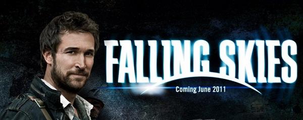 """SS 2010 10 21 22.11.57 Fotos e Trailer Para a Nova Produção de Spielberg, """"Falling Skies""""."""