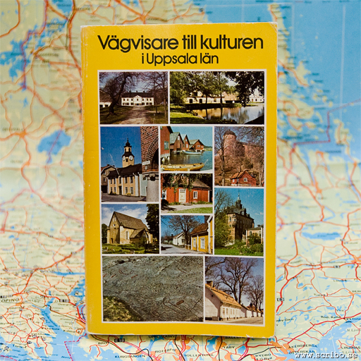 Bild p boken Vgvisare till kulturen i Uppsala ln