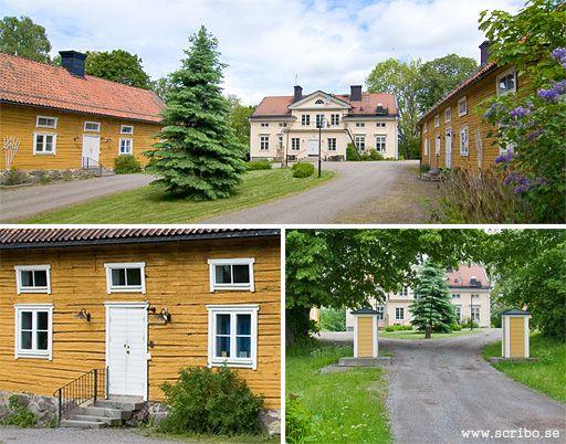 Gottsunda gård med två flyglar