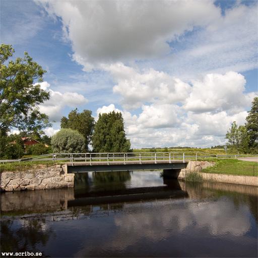 Broar över Fyrisån, Ulva kvarn