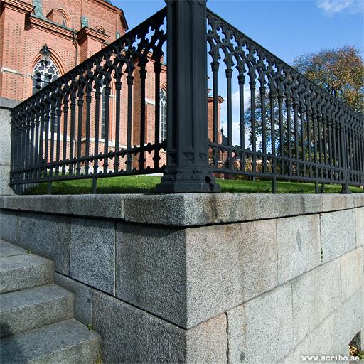 Murarna runt Domkyrkoplan