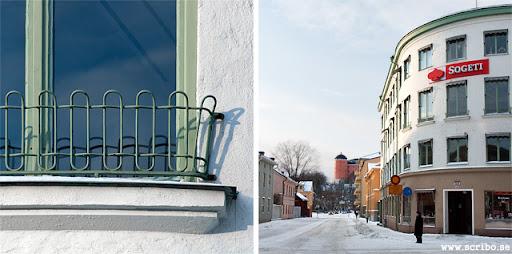 Uppsala stads el- och gasverk, kontorsbyggnad i kv Örnen