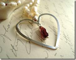 silver heart neck5