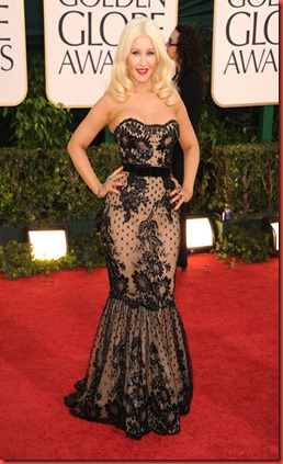 68th Annual Golden Globe Awards Arrivals h9RLuox3g8Pl
