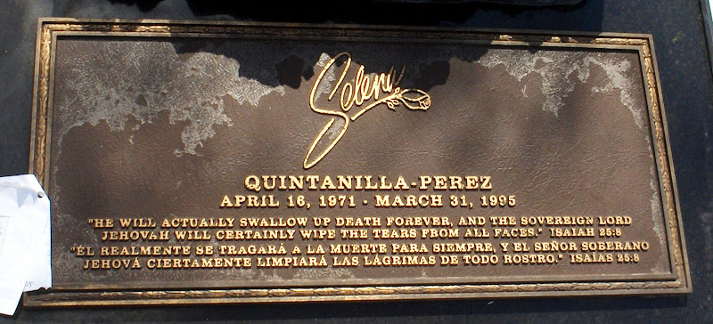 SELENA QUINTANILLA-PEREZ - THE MURDER OF A BELOVED STAR BY ...
