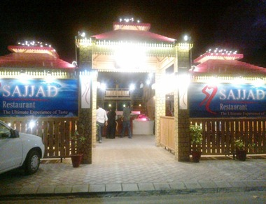 Sajjad Restaurant, Sea View, Clifton