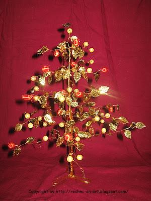 Golden-leaf-tree