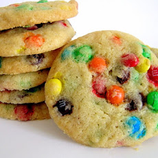 Ultimate M & M Cookies