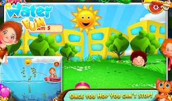 Screenshot of Water Fun - Kids Game