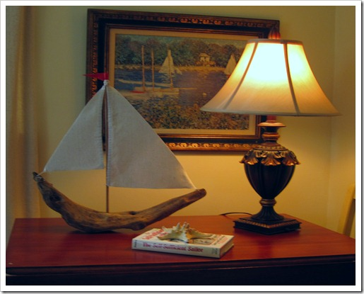 sailboat made out of driftwood 027