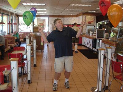 balloons for john