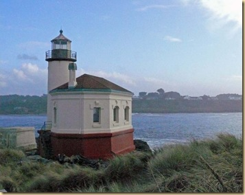 Bullard's Beach Light House