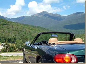 Miata @ Mt Washington