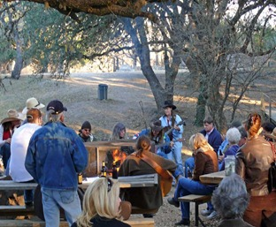 Luckenbach Jam Session