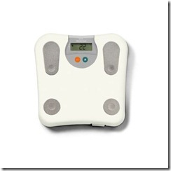 Tanita Home Scale Body Fat Ult-400