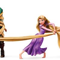 """TANGLED""(L-R) Flynn, Rapunzel©Disney Enterprises, Inc. All Rights Reserved."
