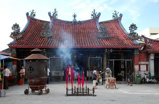 Китайский храм, Пинанг