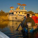 Sur le Lac Nasser (Egypte)