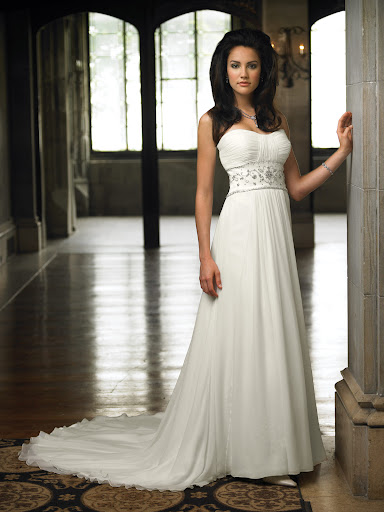 8254S - Antoinette ; Beautiful Wedding Dress Bridal Gown