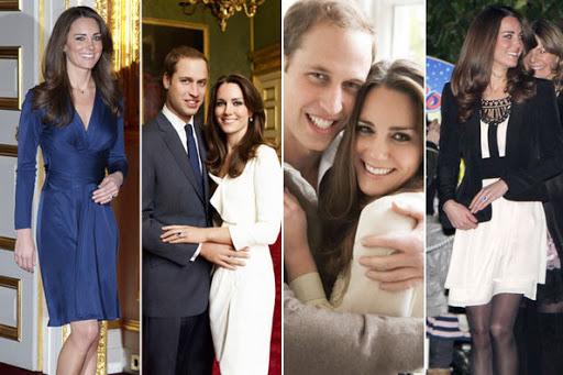 Kate Middleton Amazing Fashion Style