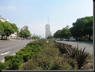 Buenos Aires - 9 juligaten dagtid