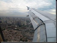 Buenos Aires - like for landing lokale flyplass