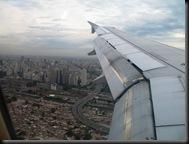 Buenos Aires - like for landing lokale flyplass