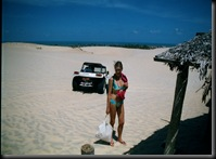 Brazil - waiting for the Beach Buggy - Ceara (Cucumbo)