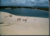 Brazil - Ceara - Sandboard Hill - Bratt sand mote