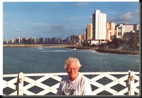 Fortaleza -papa at Ponte Ingelsias