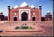 Taj Mahal - ikke bare marmor