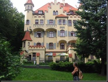 Karlovy Vary - hus