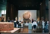 Nasjonalmuseet for atropologi -interiør - MX