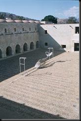 Oaxaca - kloster med hval