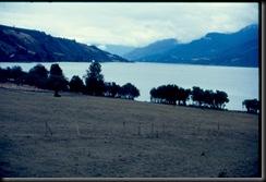 Puerto Montt - fjordlandskap