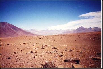 5000 -Bolivia 5400 moh