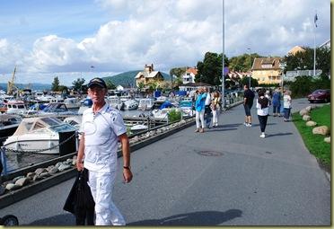 OsloBG - Visit to Dröbak  - Marina
