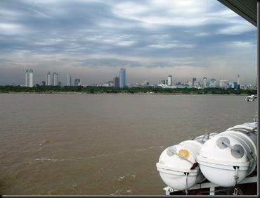 Uruguay trip - Leaving Buenos Aires