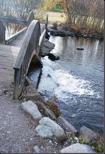 Østensjøvannet - gangbroer