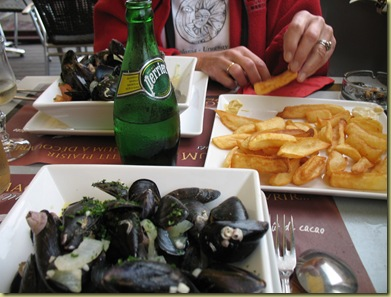 La Tour Fondue - Moules Frites 1