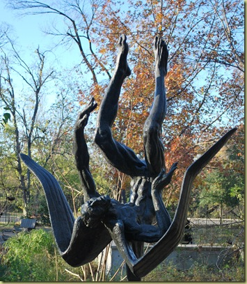 2010-12-08 Umlauf - Man with Wings