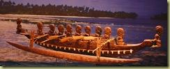 Kontiki Museum - Polynesian Boat