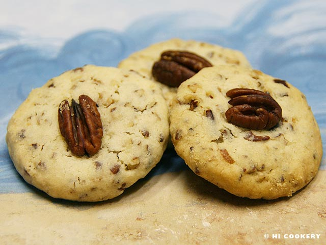 Pecan Sandies | HI COOKERY