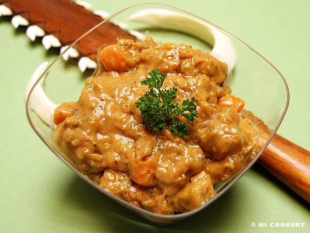 St. Hubert Goulash